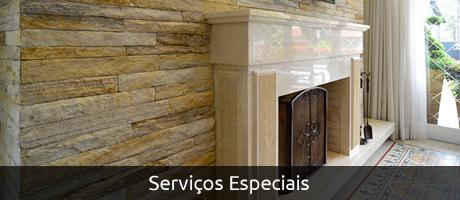 Serviços Especiais - Construtora Balsante