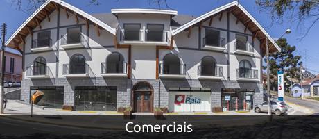 Obras Comerciais - Construtora Balsante